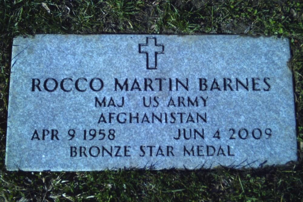 Amerikaanse Oorlogsgraven Holy Cross Cemetery
