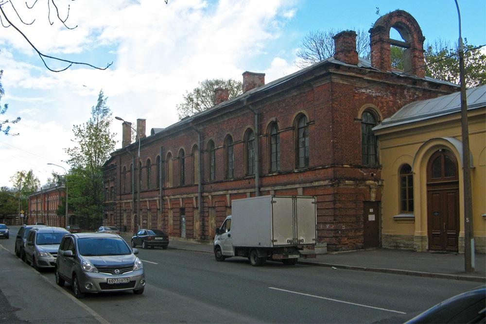Naval Hospital Kronstadt