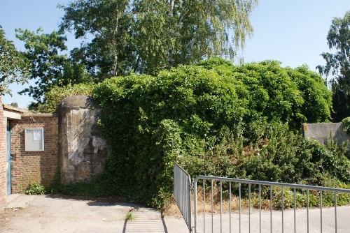 KW-Linie - Bunker HA6