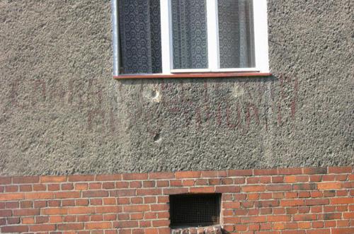 Russische Graffiti