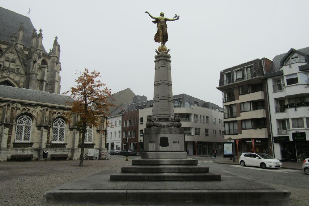 Memorial First World War Tienen
