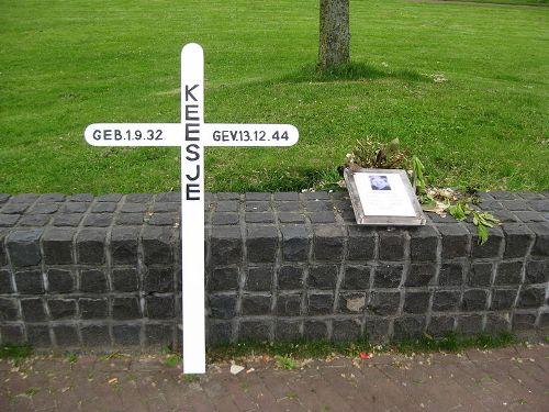Memorial Keesje Brijde