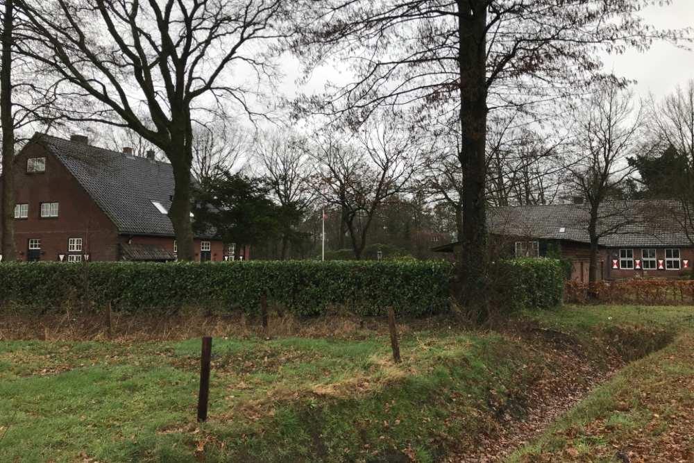 Personeelsgebouw 2 Fliegerhorst Twente
