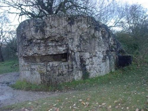 Duits-Australische Bunker Hill 60