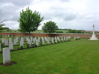 Commonwealth War Graves Pershore Cemetery
