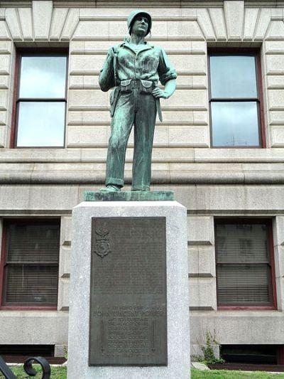 Monument John Vincent Power