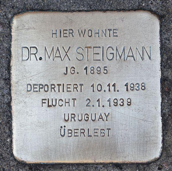 Stolperstein Afritschgasse 30