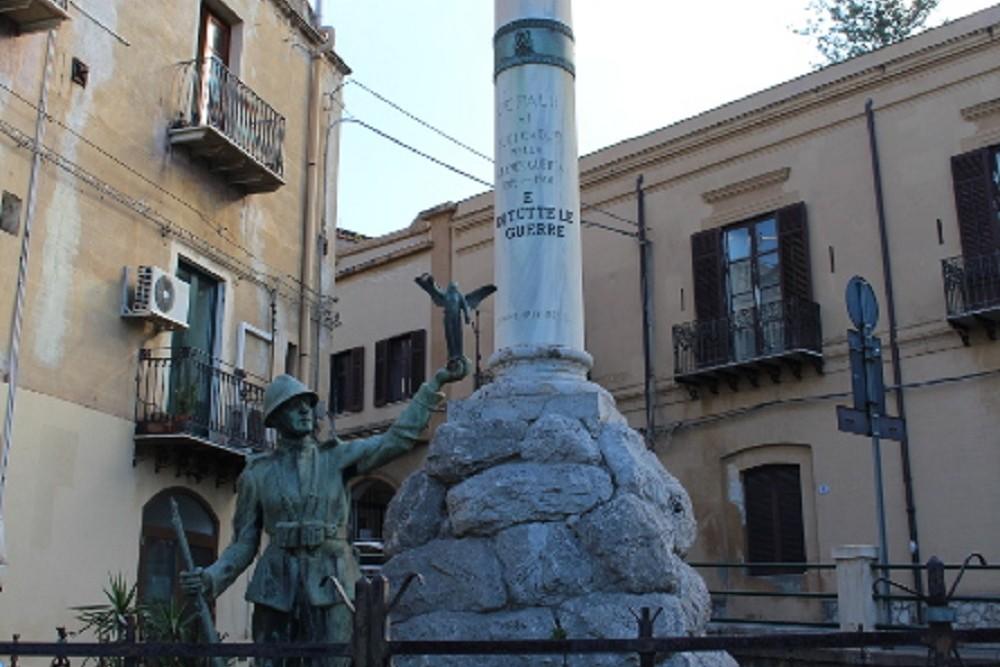 Oorlogsmonument Cefalú