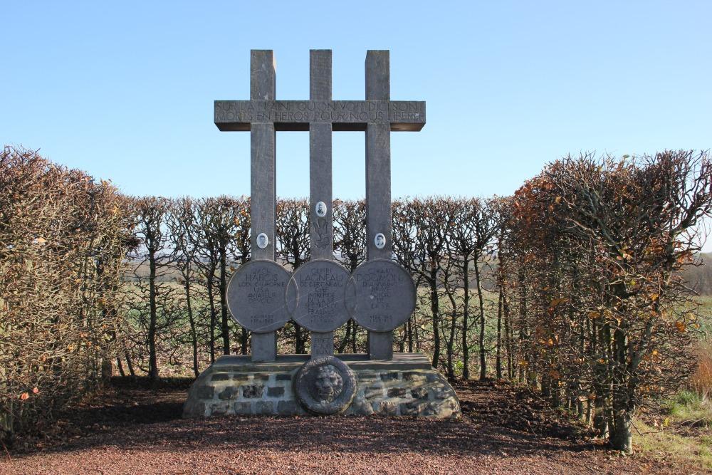 Monument du Caillois Montroeul-au-Bois