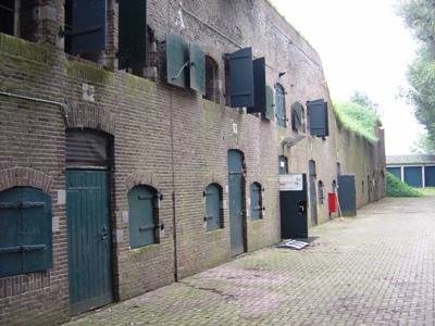 Bakkerskil Fortress