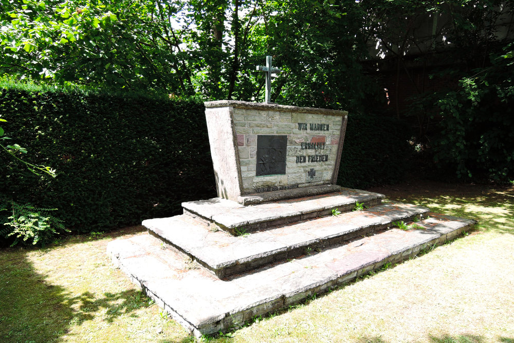 Monument Prisoners Of War Breyell
