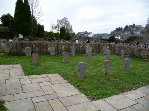 German War Graves Monschau