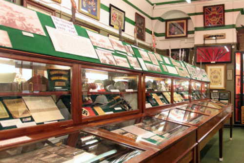 The Royal Welsh (Brecon) Museum