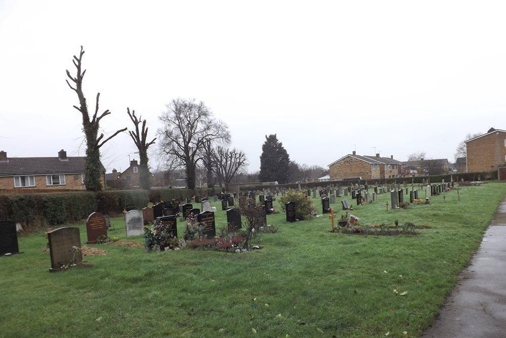 Oorlogsgraven van het Gemenebest Bottisham Cemetery
