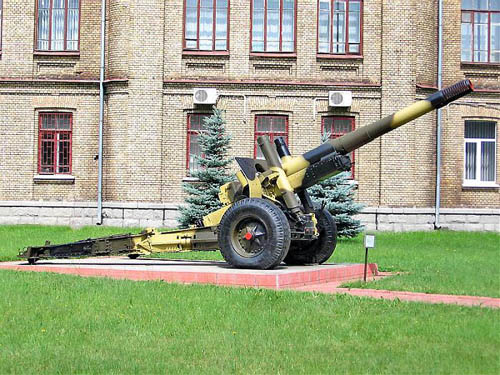 122 mm Howitzers M1937 (ML-20) Kiev