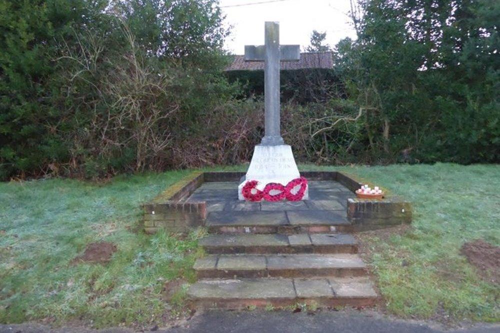 War Memorial Rake