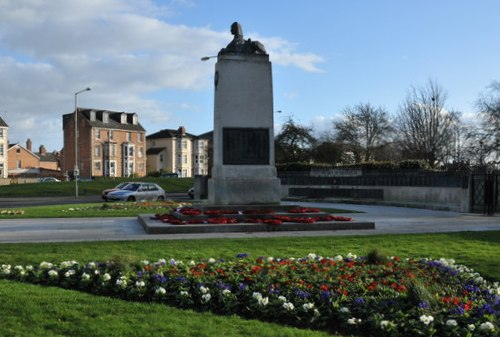Oorlogsmonument Gloucester