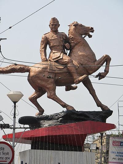 Monument Subhas Chandra Bose