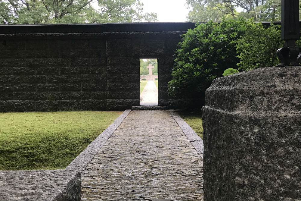 Duitse Oorlogsbegraafplaats Sandweiler