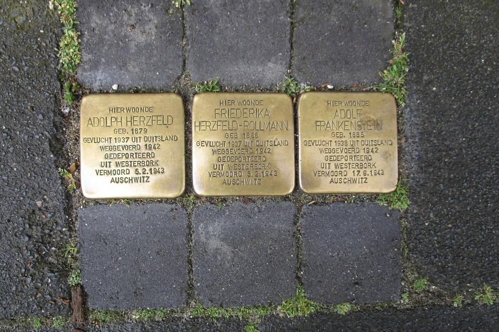 Remembrance Stones Beethovenstraat 4