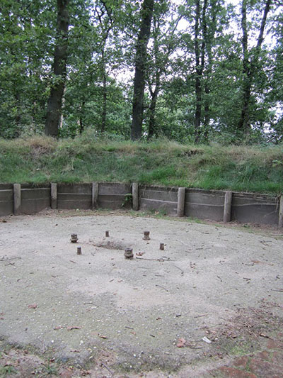 Flak Position Camp Amersfoort
