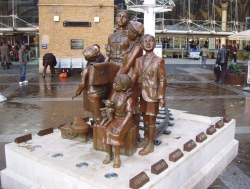 Memorial Kindertransport London
