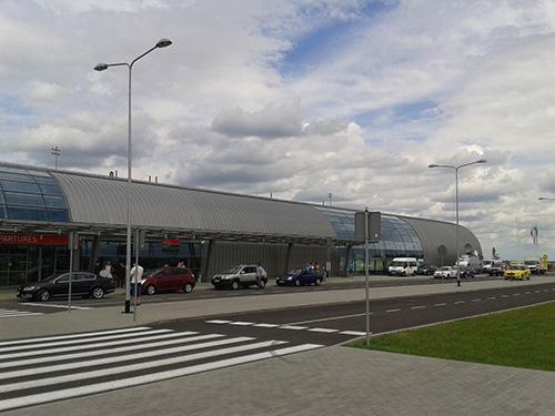 Luchthaven Warschau-Modlin