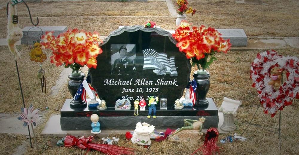 Amerikaans Oorlogsgraf Willow Wild Cemetery