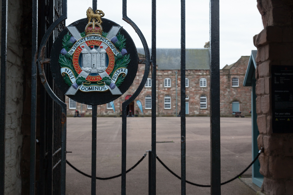King's Own Scottish Borderers Regimental Museum