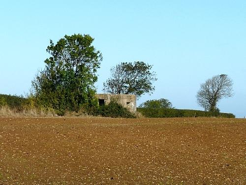 Bunker FW3/26 Capel-le-Ferne