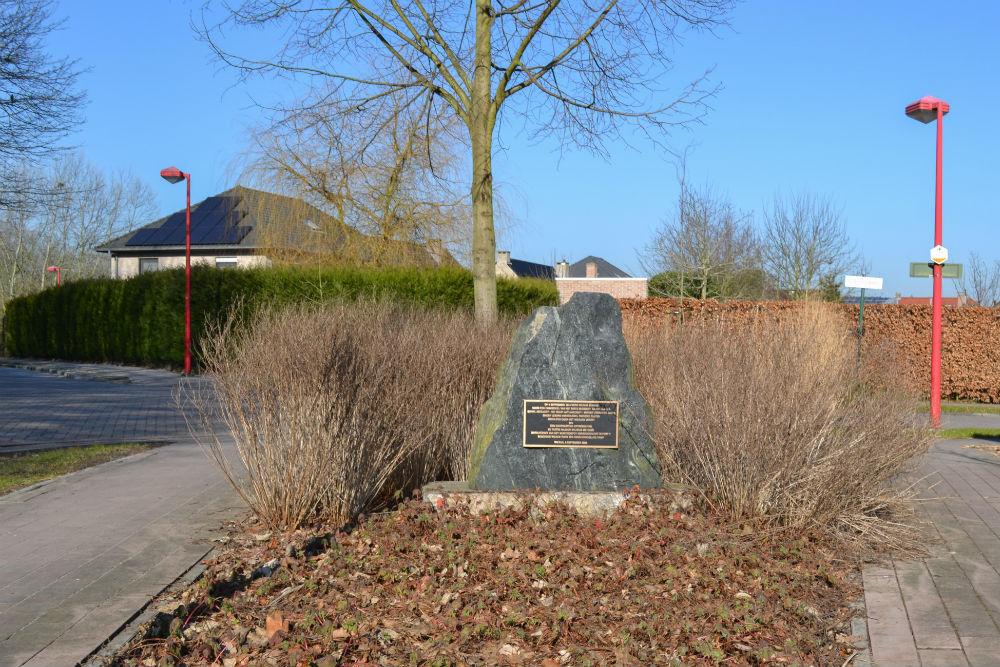 Monument Bevrijding Wilrijk