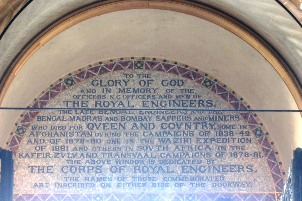 Memorial Royal Engineers