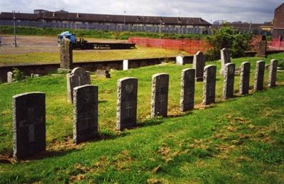 Commonwealth War Graves Eastern Necropolis Cemetery