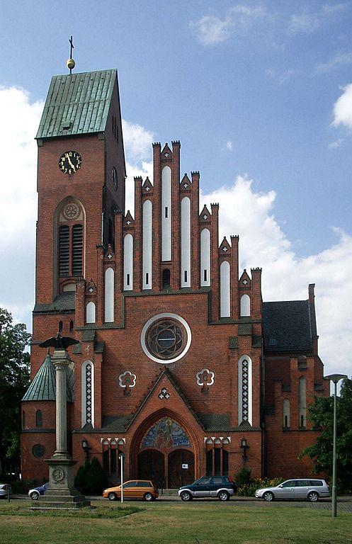 War Memorial Friedrichshagen