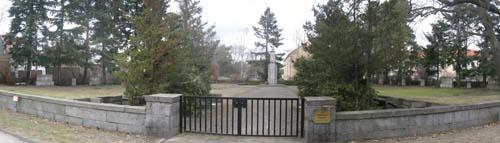 Soviet War Cemetery Oranienburg