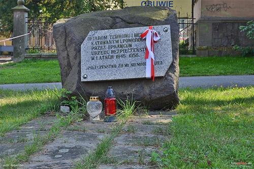 Memorial Stalinist Terror