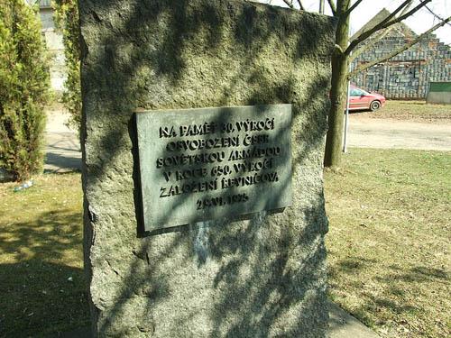 Liberation Memorial Řevničov