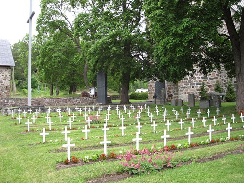 Finnish War Graves Kemiön