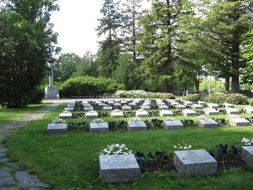 Finse Oorlogsgraven Inkoo
