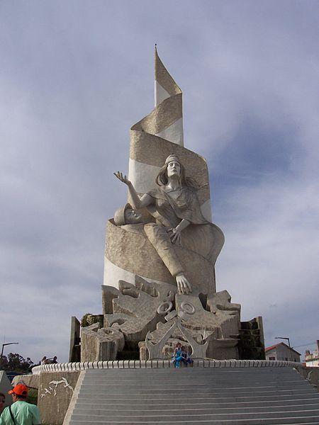 Monument Islas Malvinas