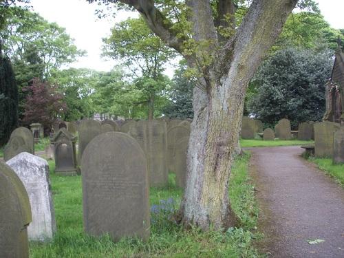 Oorlogsgraven van het Gemenebest St. Mary Churchyard