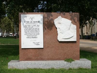 Monument Général de Gaulle