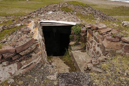German Bunker Kiberg