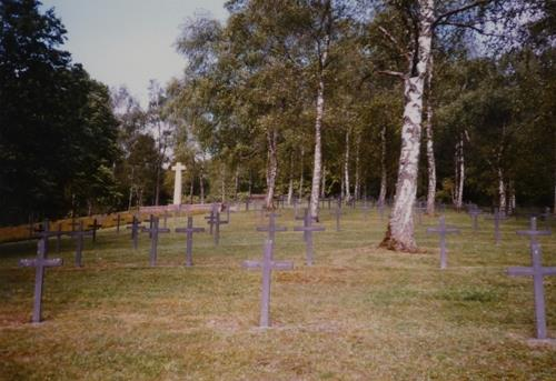 German War Cemetery Azannes II