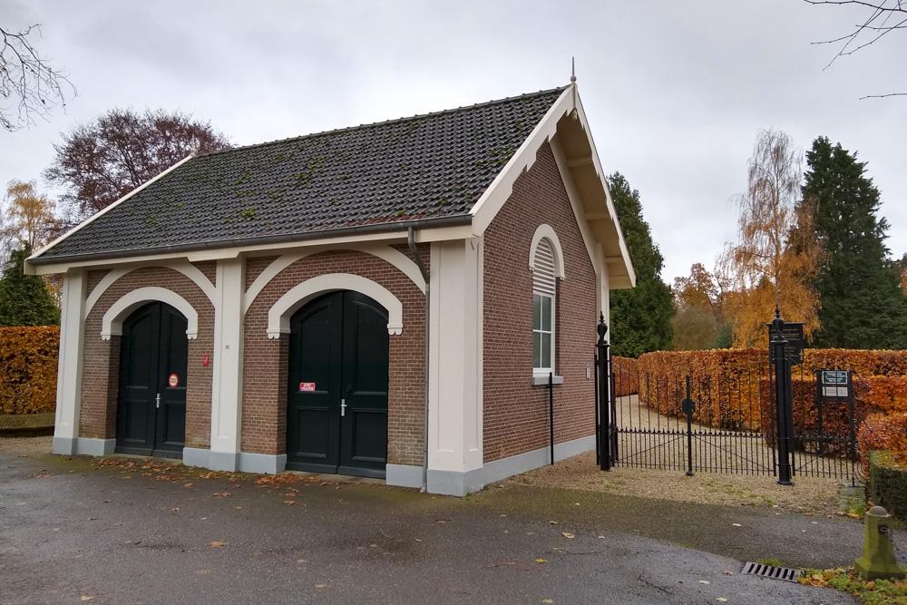 Cemeteries at the Achterweg Culemborg