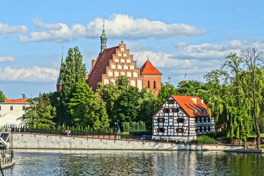 Kathedraal van Bydgoszcz