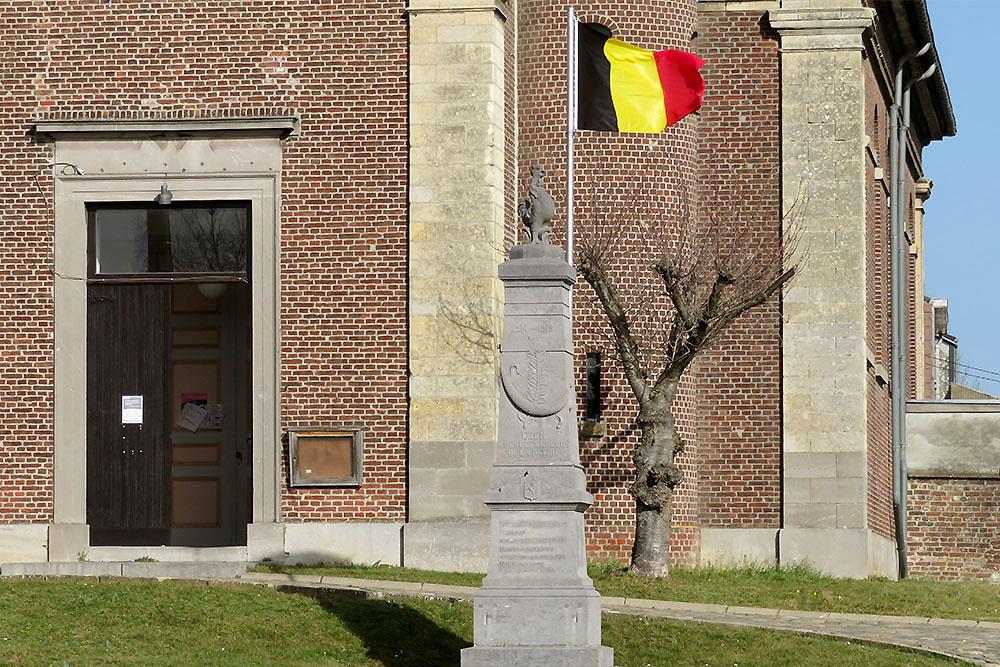 War Memorial Eben