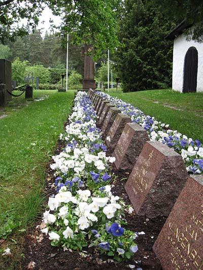 Finnish War Graves Masku