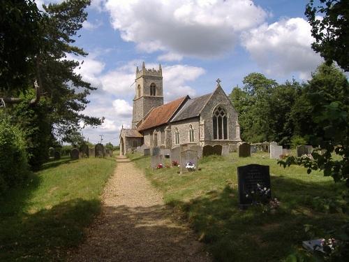 Commonwealth War Graves St Peter Churchyard