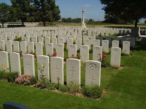 Oorlogsbegraafplaats van het Gemenebest Point-du-Jour